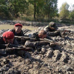 Army drill aneb Zpátky na vojnu