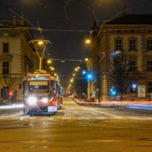 Fotografujeme noční město - workshop
