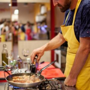 Kurz italské kuchyně Praha