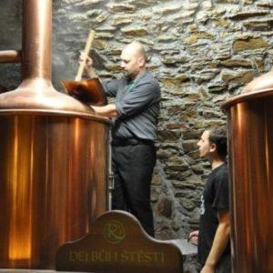 Sládkem na jeden den - dárek pro pivaře Praha