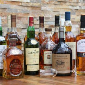 Whisky univerzita Praha