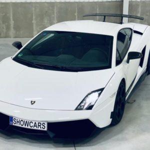 Jízda v Lamborghini Gallardo LP 570-4 Superleggera v Čechách Praha