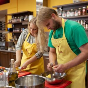 Kurz indické kuchyně Praha