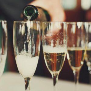 Ochutnávka šampaňského Praha