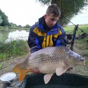 Rybaření na soukromém rybníku