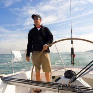Víkend na jachtě