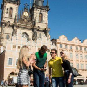 Venkovní úniková hra V zakletí času Praha