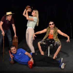 Zážitkový herecký kurz Praha