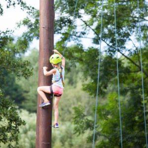 Bezpečný adrenalin v lanovém centru