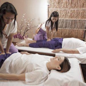 Kurz thajské masáže včetně občerstvení a olejové masáže Praha