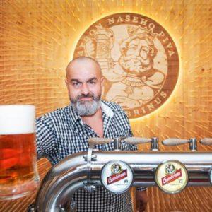 Prohlídka pivovaru Gambrinus s ochutnávkou