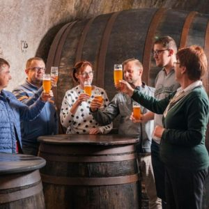 Prohlídka pivovaru Plzeňský Prazdroj + ochutnávka