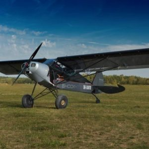 Pilotem extrémního letadla Praha
