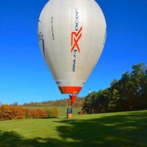 Zážitkový let sportovním balónem kdekoli po ČR Celá ČR