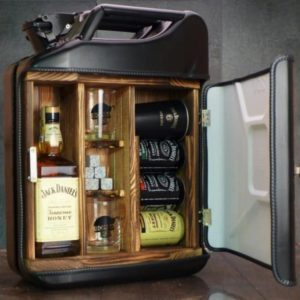 Kanystr Bar Jack Daniel's Honey Černý Celá ČR