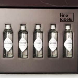 Degustační box Gin: 5 vzorků