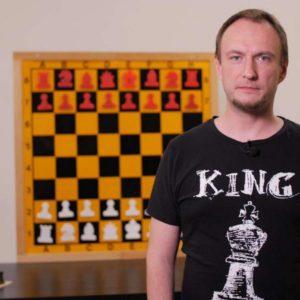 Online šachový kurz pro začátečníky a mírně pokročilé Celá ČR