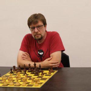 Šachové kurzy a zápasy s mistrem Praha
