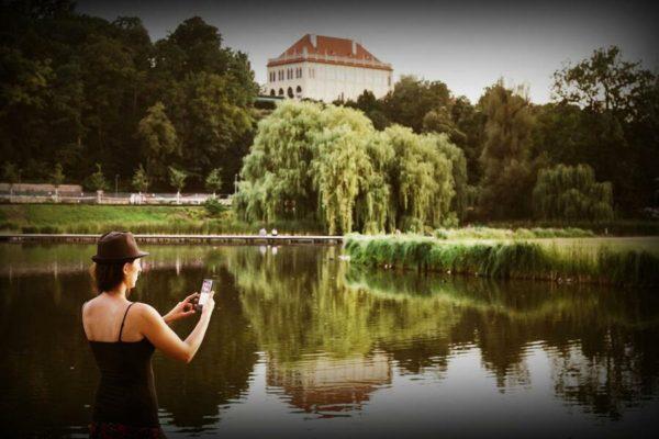 Venkovní úniková hra: Ohnivé proroctví Praha