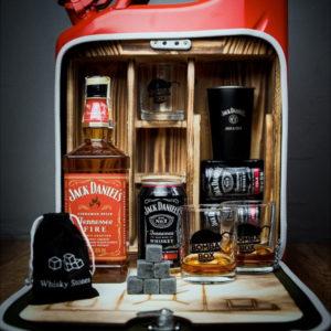 Kanystr bar Jack Daniel's Fire Celá ČR