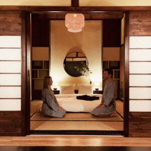 Ubytování v zážitkovém hotelu OROOM: Japonsko