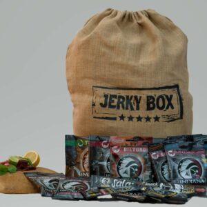 Dárkový pytel plný jerky Indiana – XL