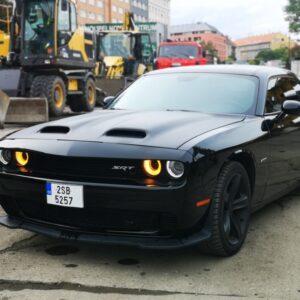 Pronájem auta Dodge Challenger Praha